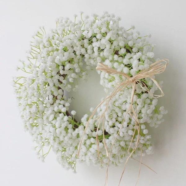 Clássico/Nice Redondo/Atraente Flores Artificiais Decorações de Casamentos