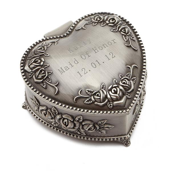 personnalisé Style Vintage En alliage de zinc Porteurs de bijoux avec Fleur(s)