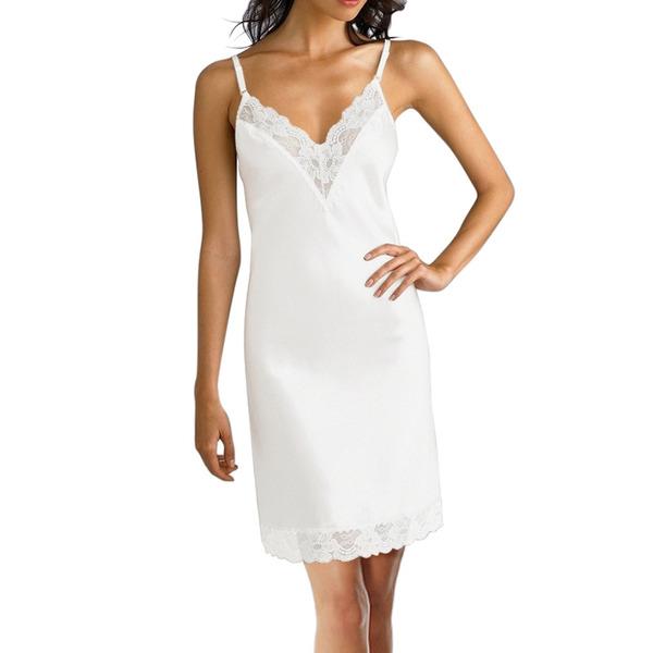 Elegant Modal Sleepwear/Bridal Lingerie/Slips