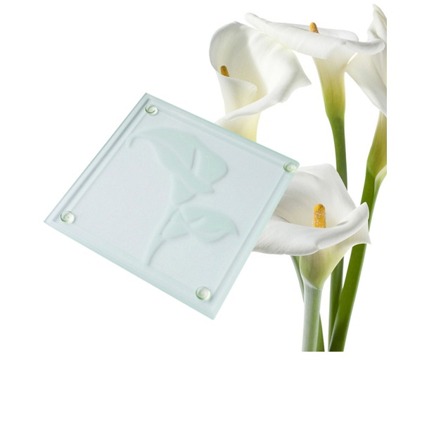 Classic/Lovely/Simple Square Coaster (Set of 2)