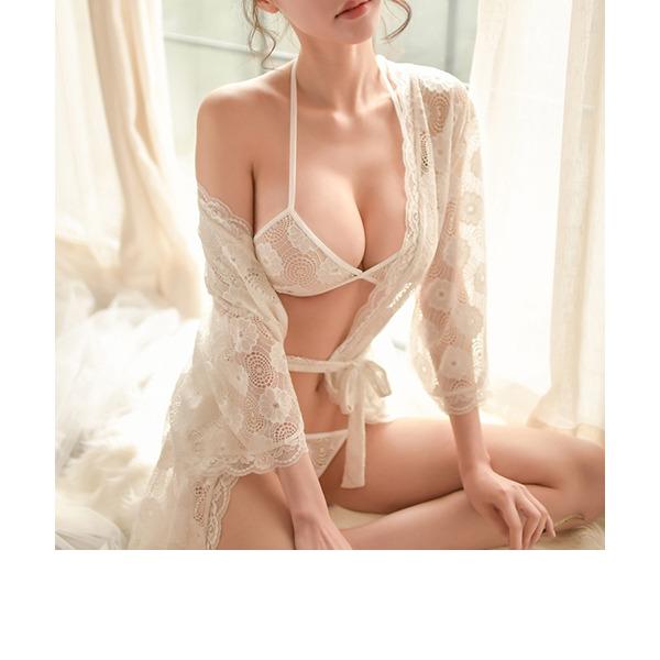 Pizzo Femminile Set lingerie