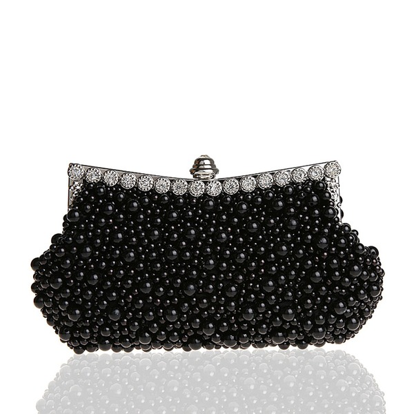 Elegant Pearl Clutches/Wristlets/Bridal Purse/Evening Bags