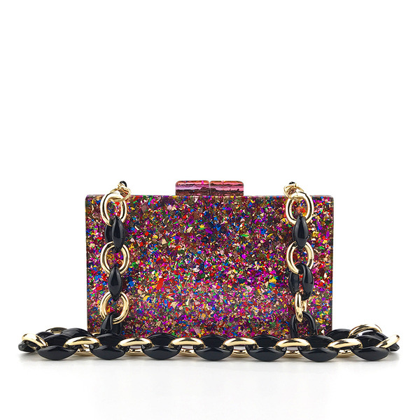 Elegant/Pretty/Bright Acrylic Clutches/Evening Bags