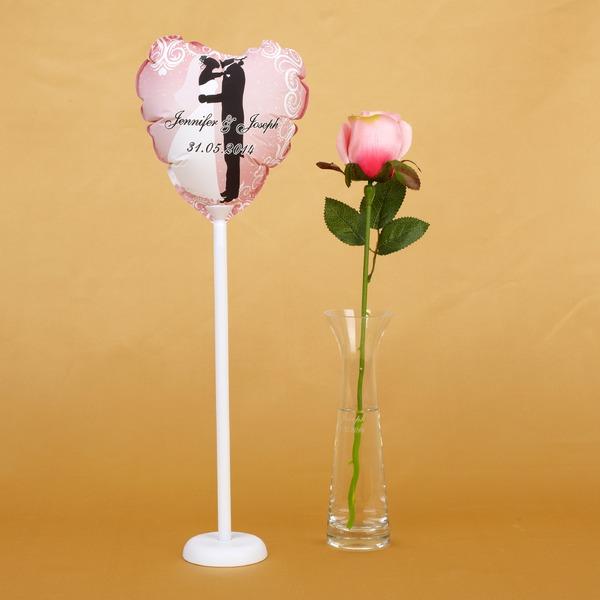 Персонализированные невеста и невесты PVC Свадебный шар