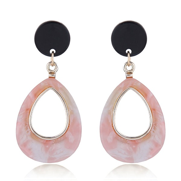 Beautiful Alloy Acrylic With Acrylic Women's Fashion Earrings