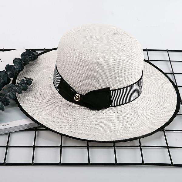 Dames Mode/Speciaal/Eenvoudig/Luim Polyester Strand / Zon Hoeden
