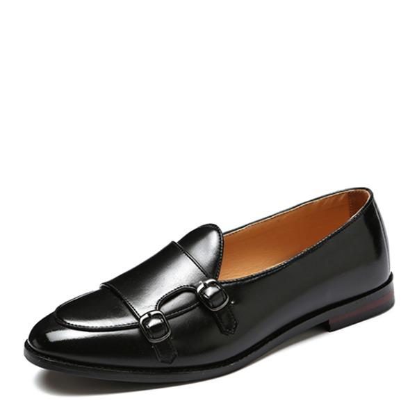 Mannen Kunstleer Penny Loafer Casual Loafers voor heren