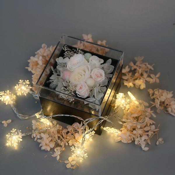 Nice Vackra Och Siden blomma Konstgjorda Blommor