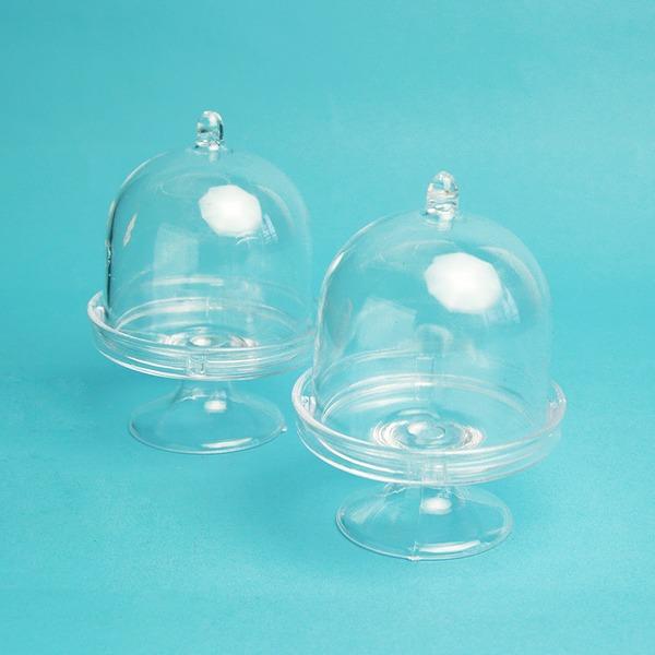 Plastique Vases de bonbon et bouteilles (Vendu dans une seule pièce)