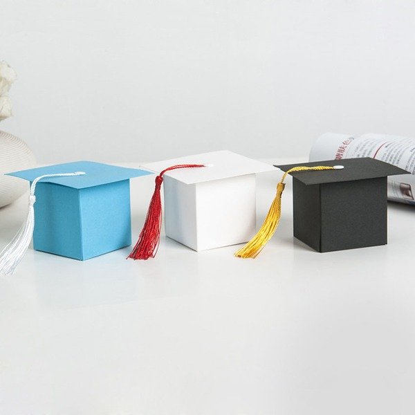 Creative/Lovely Other paper Favor Boxes With Tassels (Set of 12)