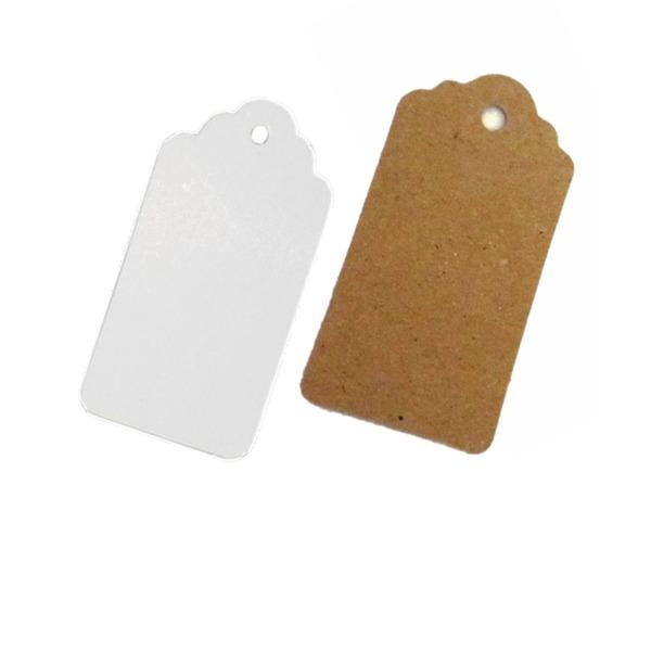 Klassische Art/Schön/Einfache Karton Papier Aufkleber (Satz Von 50)