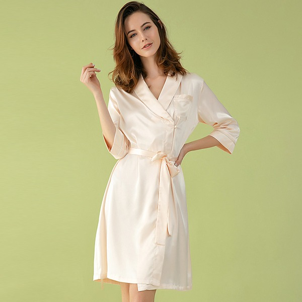 Polyester Classic Bridal/Feminine Sleepwear