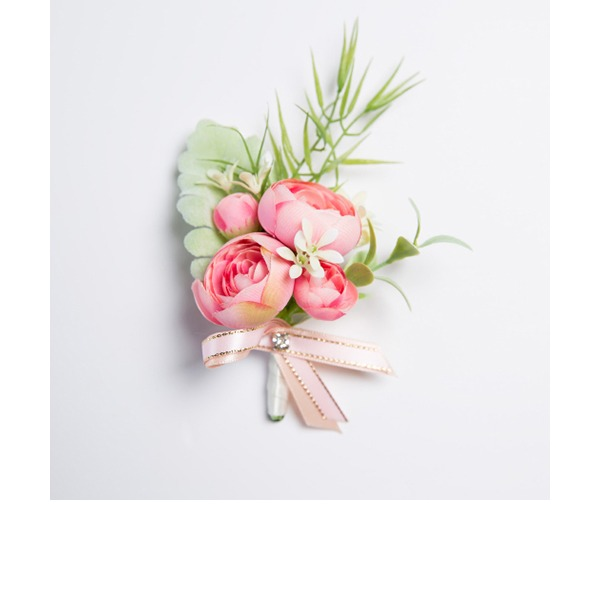 Free-Form Boutonniere (Sold in a single piece) -