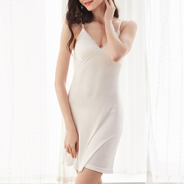 Hodváb Feminin Nattkläder