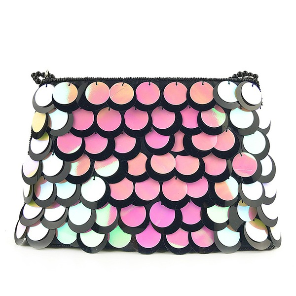 Shining Sequin Clutches