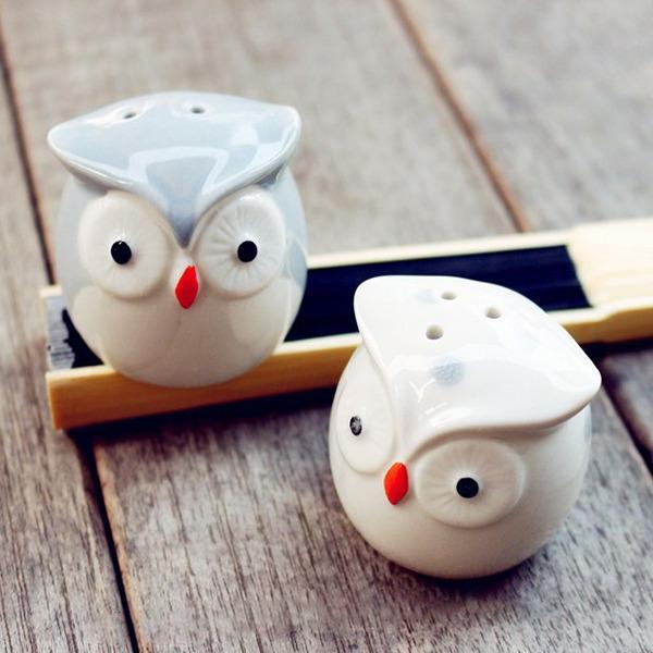 Keramikk krydder potten (Sett med 2)