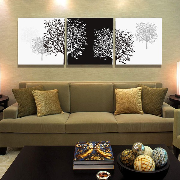 Attractive Projeto da árvore Lona
