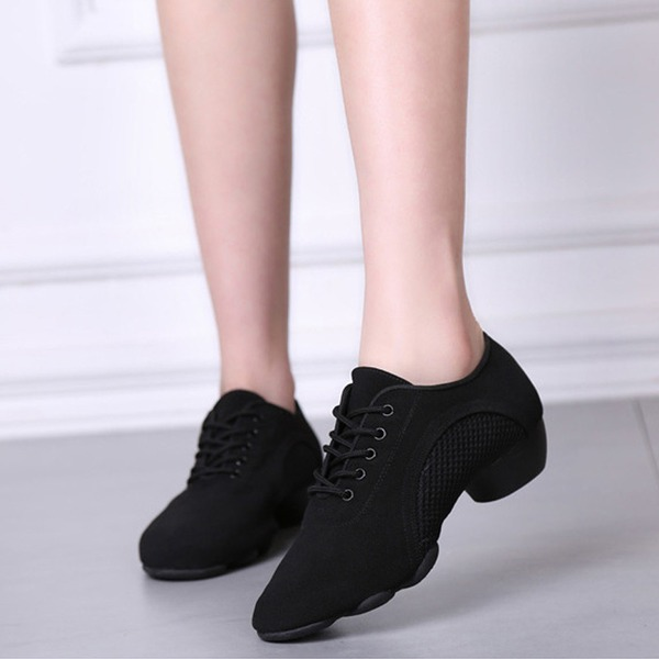 Unisex Canvas Modern Dance Shoes