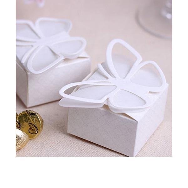 Arriba la Mariposa Cubic Cajas de regalos (Juego de 12)