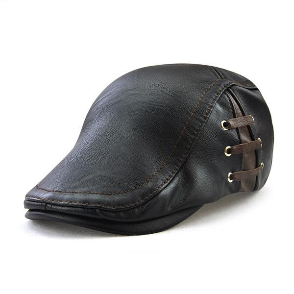 Mannen Mode Polyester Baret van Hat