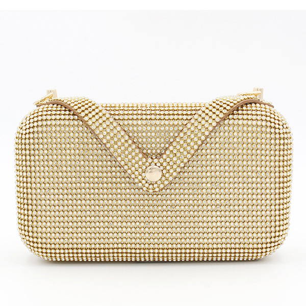Elegant/Unique/Pretty Polyester Clutches/Satchel/Evening Bags