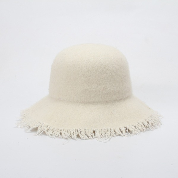 Ladies' Gorgeous/Fashion Wool Floppy Hat