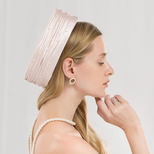 Damene ' Mote/Høy Kvalitet/Romantisk/vintage stil Cambric Fascinators