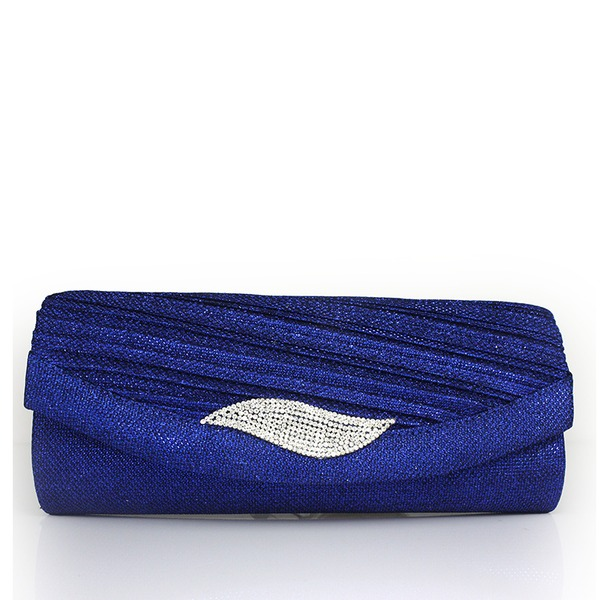 Refined Polyester Clutches