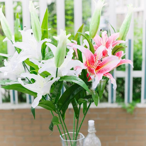 Schöne Stoff Blume (In Einem Stück Verkauft)