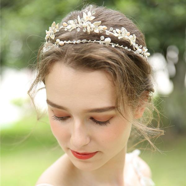 Bayan Güzel Kristal/Yapay elmas/Alaşım/Boncuk Taçlar Ile Yapay elmas/Kristal (Tek parça Satılan)