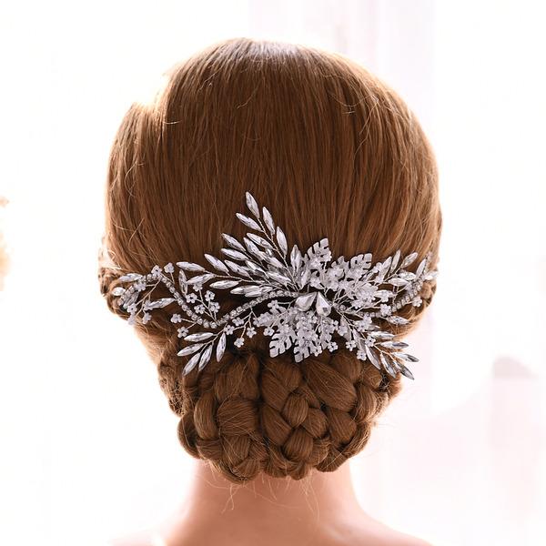 Bayan Glamourous Yapay elmas/Bakır Headbands (Tek parça Satılan)