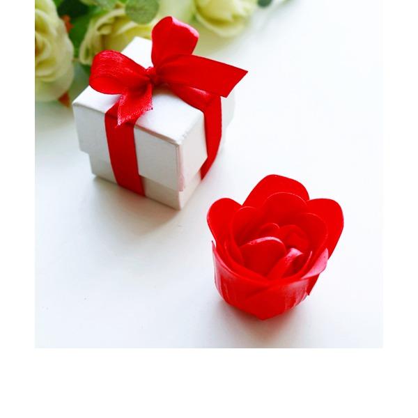 Rose Design Nydelig Rose/Blomsten Designet Såper (Selges i en enkelt)
