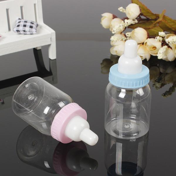 Klassisk stil flaska formad Plast Godisskål och Flaskor (Set om 12)