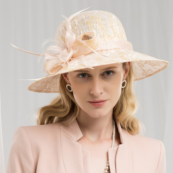Ladies' Fashion/High Quality/Romantic/Vintage Cambric Fascinators