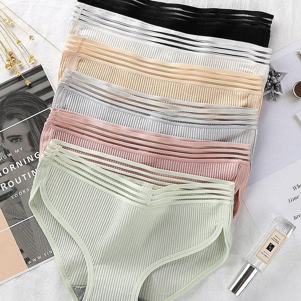 Polyester/Cotton Fashion Panties