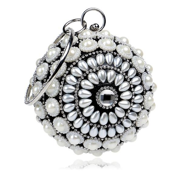 Elegant Kristall / Strass/Nachahmungen von Perlen Handtaschen