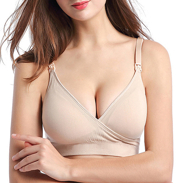 Classic Chinlon/Nylon Wireless/Bralette Bra
