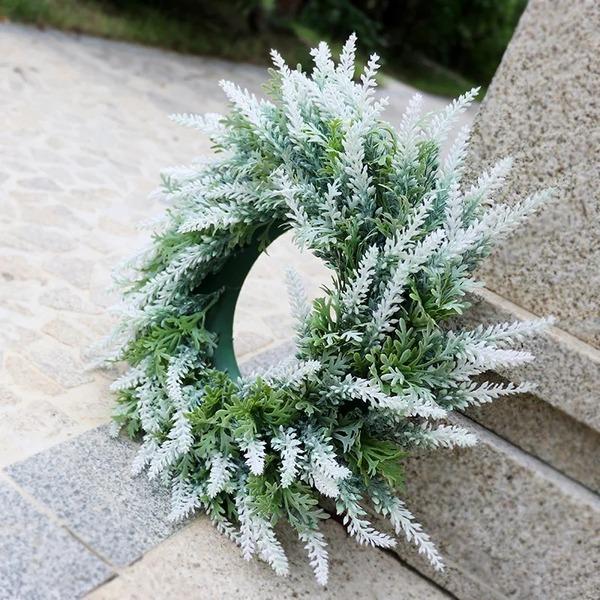 Mooi Ronde/Het oog Springende Kunstbloemen Bruiloftversiering