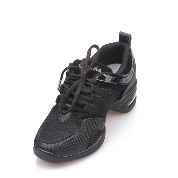 Unisex Leatherette Sneakers Modern Practice Dance Shoes