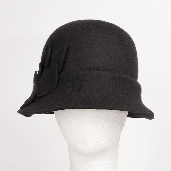Señoras' Hermoso/Especial/Elegante Madera Disquete Sombrero