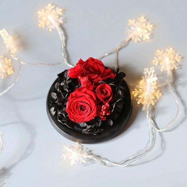 творческие подарки красивая шелковые цветы Элегантные Подарки