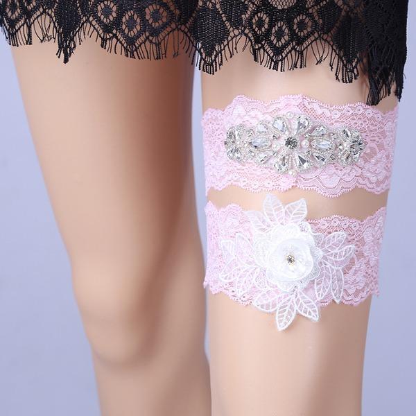2-Teilig/Elegant/Klassische Art Hochzeit Strumpfbänder