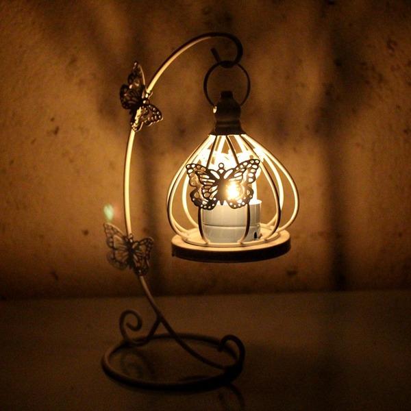 Metall Kerzenhalter