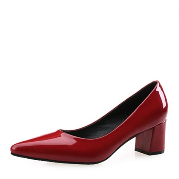 Femmes Similicuir Escarpins Bout fermé avec Autres chaussures