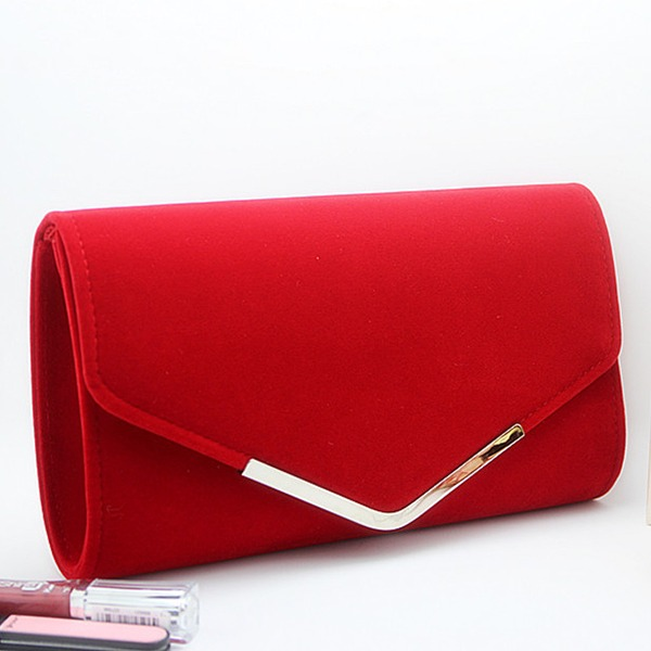 Unico Leather Cashmere Pochette