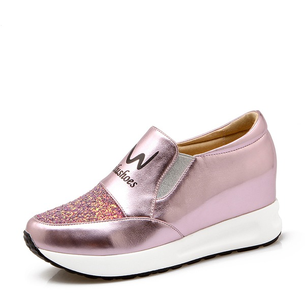 Women's Leatherette Sneakers & Athletic