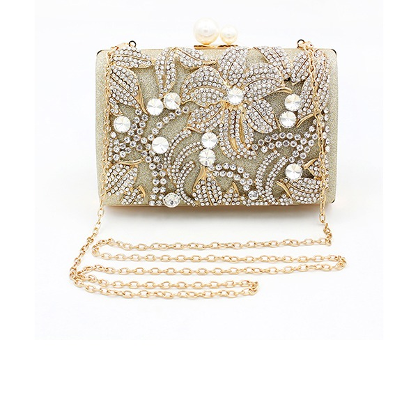 Gorgeous Alloy Clutches