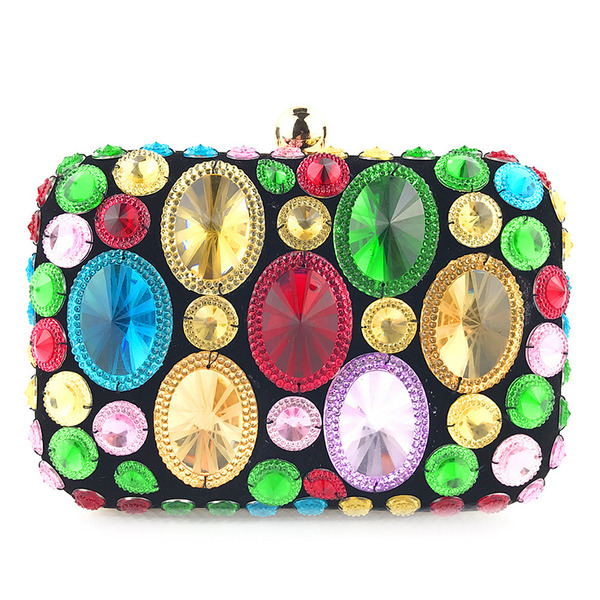 Unique/Charming/Classical Polyester Clutches/Evening Bags