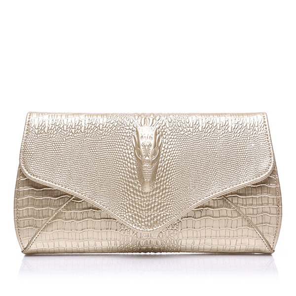 Gorgeous Second Cowhide Clutches