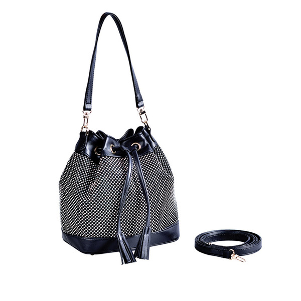 Unique/Fashionable/Shining/Attractive Polyester Top Handle Bags/Evening Bags